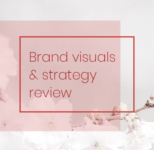 your brand's visuals need to be strategic